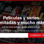 ¿Cómo Contratar Tu Suscripción de Netflix en Argentina?