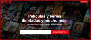 Como Contratar Netflix Argentina
