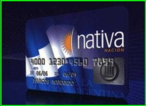 Cómo solicitar una Tarjeta Nativa Mastercard o Visa del banco Nación