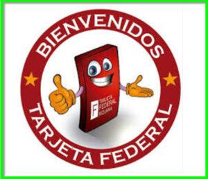 Tarjeta Federal Riojana